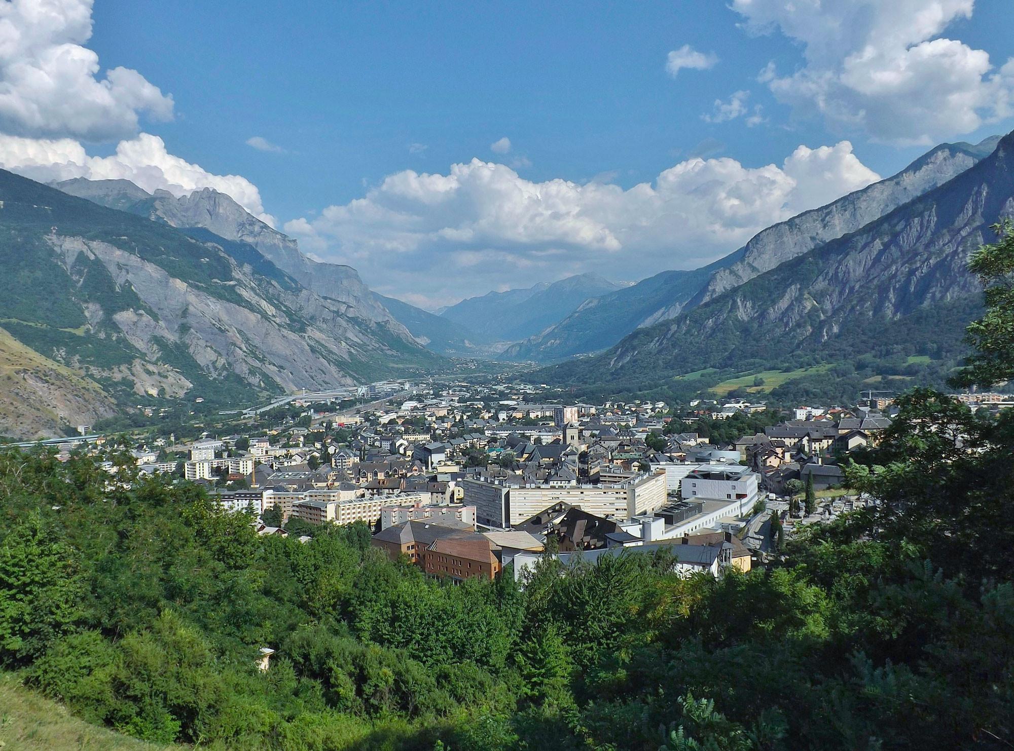 Fietsweek 2021 in st Jean de Maurienne